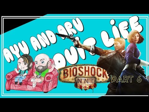 Bioshock Infinite Pt. 6 Rabble Rousing in the Hall of Whores