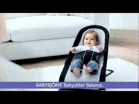 ffca9a315fa How to use Baby Bjorn Baby Sitter Balance Bouncer - Babys-Mart - YouTube