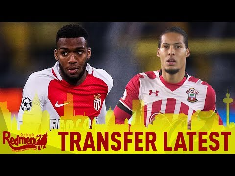 Could Liverpool Sign Van Dijk & Lemar Before Deadline Day? | #LFC Daily News