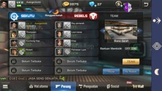 Tutorial Cheat Crisis action anti detected + fast reload || NEW desember 2016