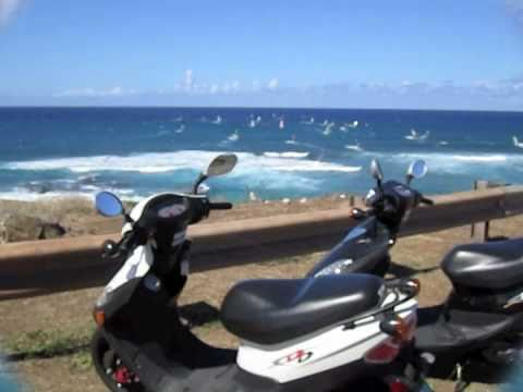 Scoot for less loot on Maui with Kama'aina Scooters in Kihei
