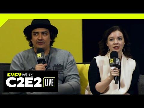 WATCH C2E2: Boruto cast dives into ninja DNA
