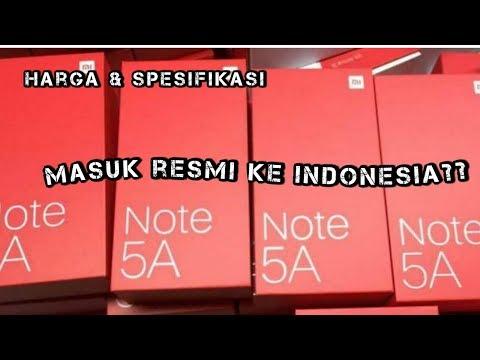 Xiaomi Redmi Note 5A Harga & Spesifikasi Indonesia - Unbox Kere