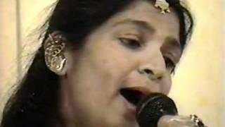 Aaye Ho Meri Zindagi Mein Tum Bahar Banke   Chitralekha Dixit with Hashmi Jibran Khan