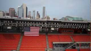 Houston Dynamo Soccer Stadium - Completed Construction
