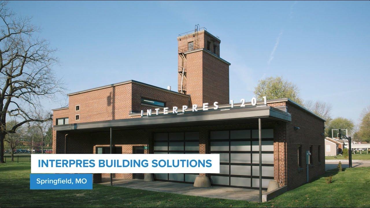 Project Profile: Interpres Building Solutions