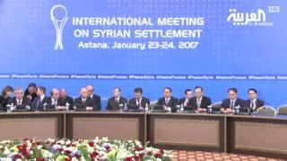 المعارضة السورية: من المبكر مناقشة الدستور والحكم الذاتي