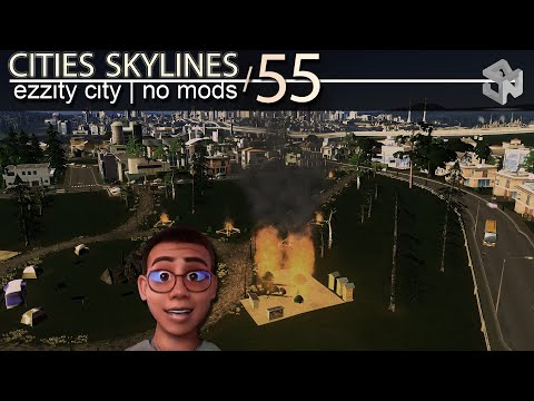 My First Time Using the Stock Interchange in Cities Skylines; GAMING |