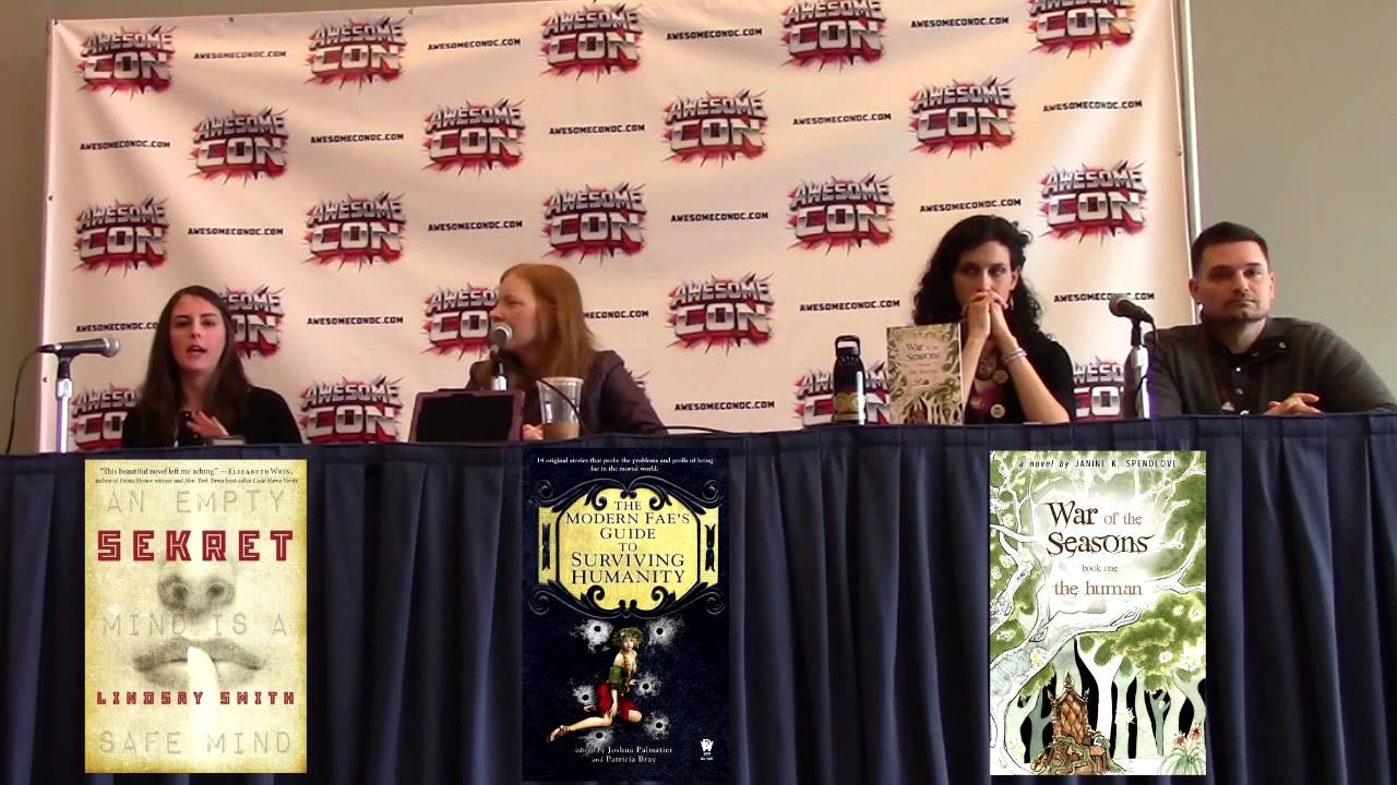 part time writer full time world awesome con panel part time writer full time world awesome con 2014 panel