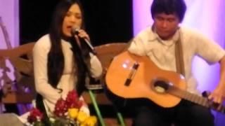 CÁT BỤI . Trịnh Công Sơn  . Biểu diễn Nguyễn Thế Vinh - Phương Dung
