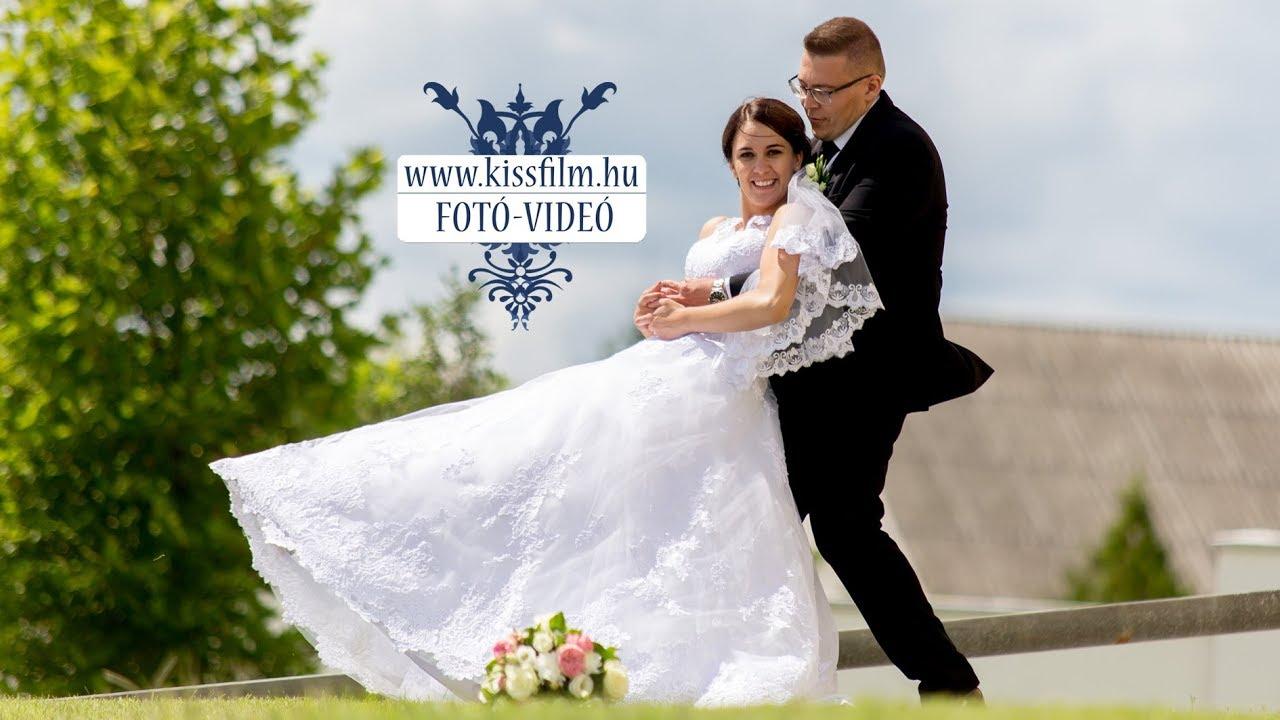 f880b6b21f Adrienn és Tamás esküvői felvételei (Rózsakő Étterem, Kisvárda ...