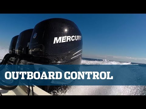 Florida Sport Fishing TV - Pro's Tip Outboard Control