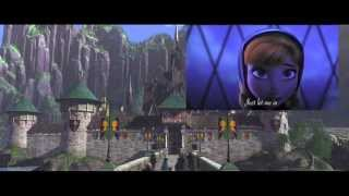 Download Liliana Luna Singing【Do You Want to Build a Snowman】from Disney's