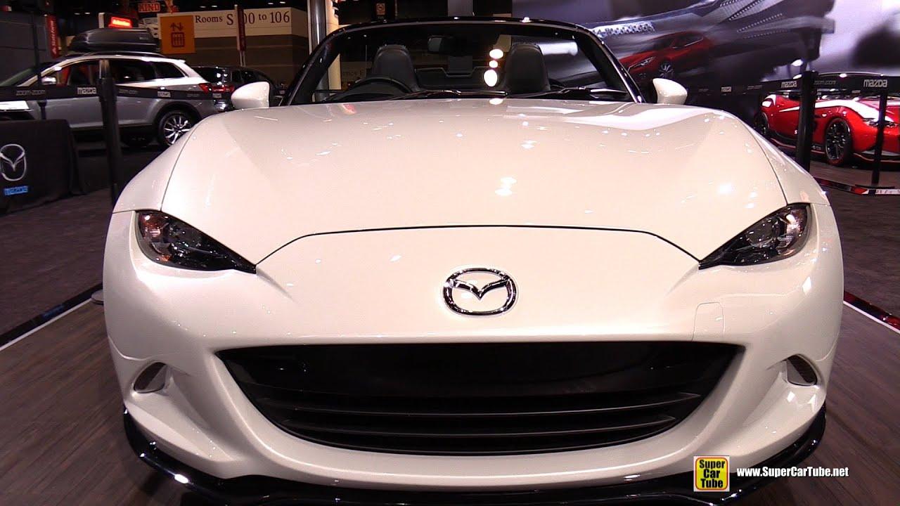 2016 Mazda MX 5 Miata Accessories Design Concept - Exterior ...