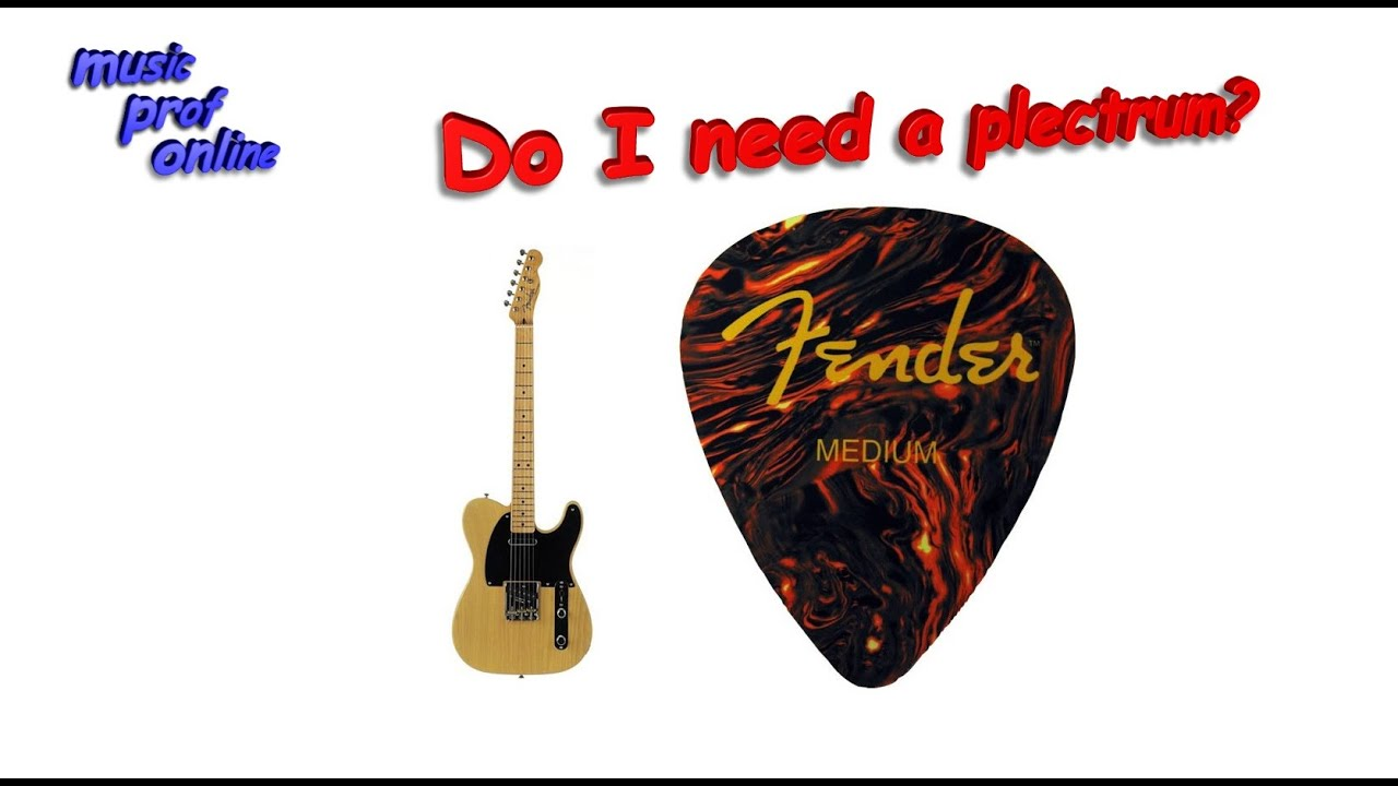do i need to use a plectrum pick to play electric guitar youtube. Black Bedroom Furniture Sets. Home Design Ideas