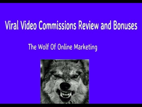 Viral Video Commissions Review- Viral Video Commissions Review and Bonuses!