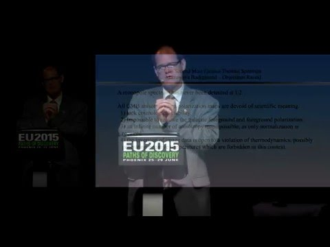 Pierre-Marie Robitaille: Kirchhoff's Claims | EU2015