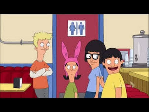 Talking Bob's Burgers with Louise, Gene, and Zeke