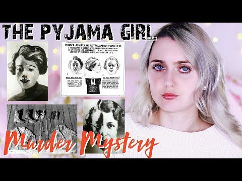 Murder Mystery | The Pyjama Girl Mystery