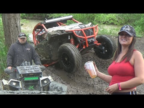POWERLINE PARK OHIO MEMORIAL DAY WEEKEND 2017 PT 1