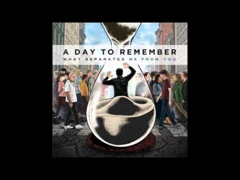 Клип A Day To Remember - You Be Tails, I'll Be Sonic