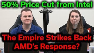 50% Price Cut — Intel Strikes Back at AMD — Thanos Snapped His Fingers — RogueTech Show 10-01-19