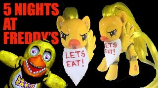 - Custom MLP CHICA Five Nights At Freddy s My Little Pony FNAF Tutorial