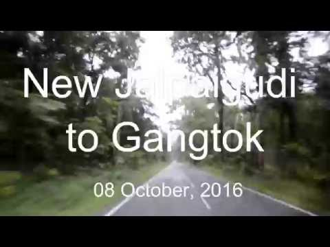 New Jalpaiguri to Gangtok