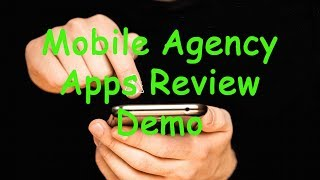✅ Mobile Agency Apps Review Demo [Build High Quality Mobile Native Apps] ✅