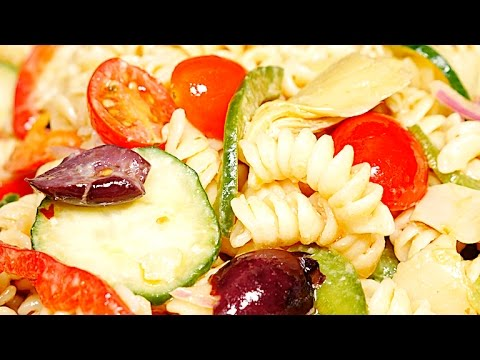 pasta-salad-with-tangy-dressing