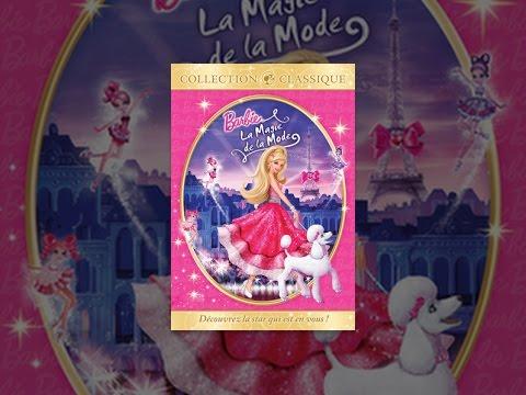 Barbie et la magie de la mode vf youtube - Barbie magie de la mode ...