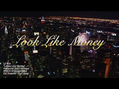 [NEW MUSIC VIDEO] Lil' Kim - Look Like Money