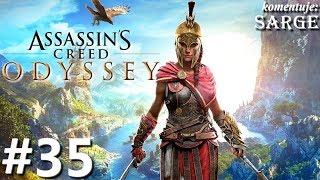 Zagrajmy w Assassin's Creed Odyssey [PS4 Pro] odc. 35 - Kim jest Zimorodek?