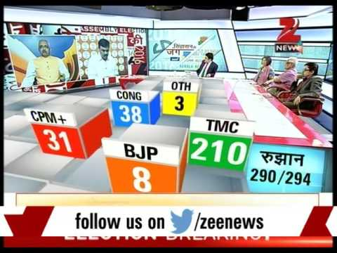 Assembly Elections : BJP leading on seven seats in West Bengal