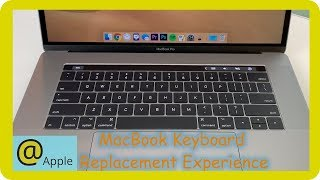 Gambar cover My MacBook Pro Keyboard Replacement Experience!