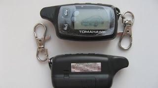 Брелок Tomahawk TW9020 TW9030