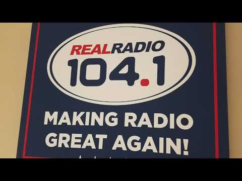 WTKS Real Radio 104.1 Orlando - Jim Philips - June 20 2017 1/3