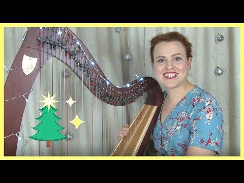 My favourite Christmas harp music! (Sheet Music linked below)