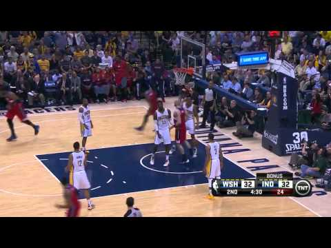 Washington Wizards vs Indiana Pacers Game 5 | May 13, 2014 | NBA Playoffs 2014
