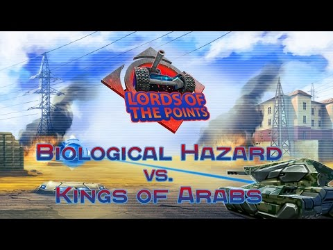 Biological Hazard [HZD] vs Kings of Arabs TOF Lords of the Points 21.02.2017