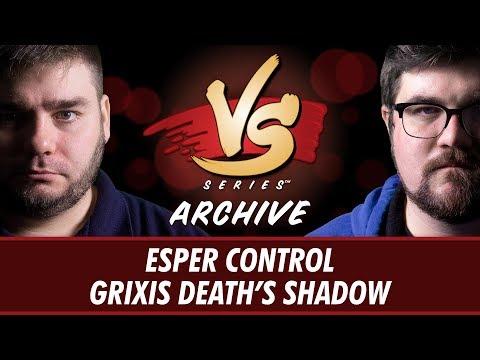 6162017   Brad Vs.Todd: Esper Control vs Grixis Death's Shadow Modern
