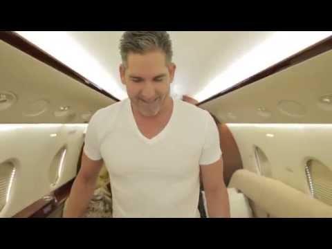 Inside Grant Cardone's 10X Airlines Gulfstream Jet