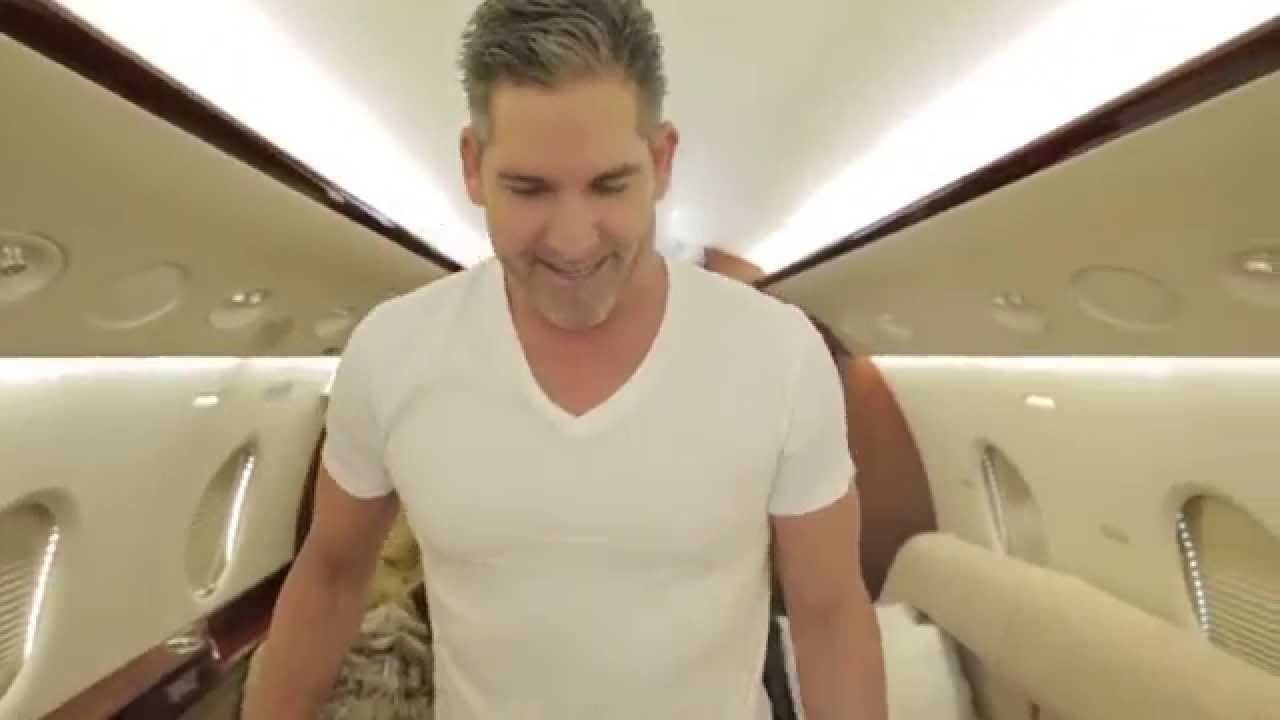 Inside Grant Cardone39s 10X Airlines Gulfstream Jet  YouTube