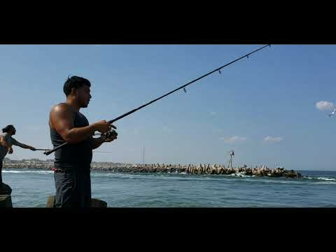 Fishing Day Point Pleasant Beach New Jersey