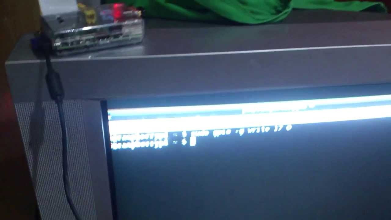 Raspberry Pi Wiringpi Gpio Test 001 Youtube Git Clone