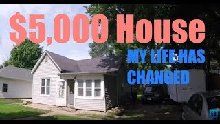 $5,000 House - My Life Has Changed ✔️