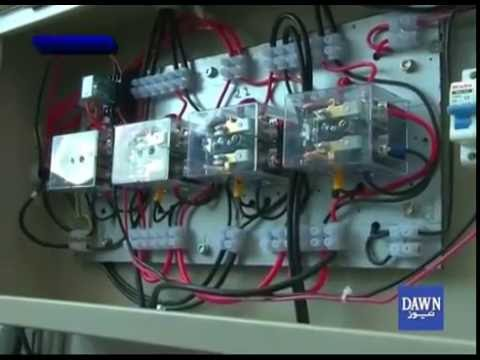 Net metering unit saves money