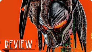 PREDATOR - UPGRADE Kritik Review (2018)
