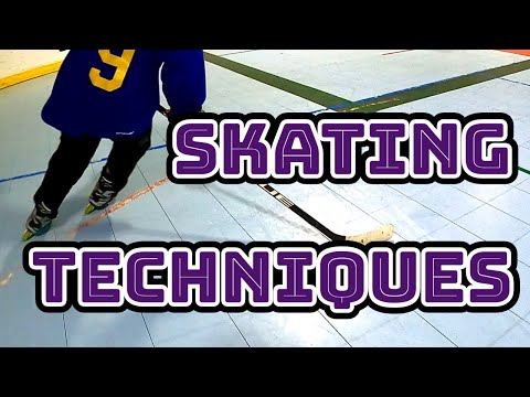 Five Roller Hockey Skating Techniques Every Hockey Player Should Know