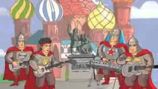 Запрещенный к показу на ТВ клип Олега Газманова   Новая Заря